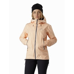 Beta LT Jacket Women's Elixir Front View