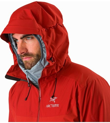 Beta SL Hybrid Jacket Infrared Hood Up