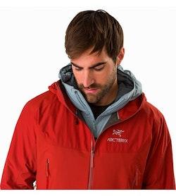 Beta SL Hybrid Jacket Infrared Open Collar