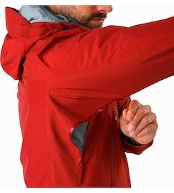 Beta SL Hybrid Jacket Infrared Pit Zip