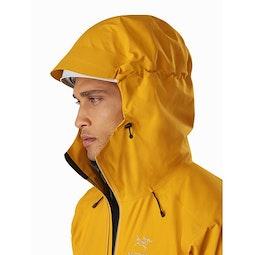 Beta SL Hybrid Jacket Nucleus Helmet Compatible Hood