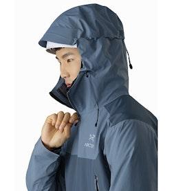 Beta SL Hybrid Jacket Proteus Helmet Compatible Hood