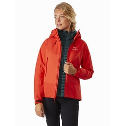Beta SL Hybrid Jacket Women's Astro Eden Front View