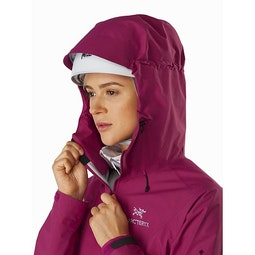Beta SL Hybrid Jacket Women's Dakini Helmet Compatible Hood