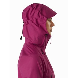 Beta SL Hybrid Jacket Women's Dakini Hood Side View