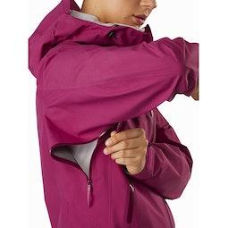 Beta SL Hybrid Jacket Women's Dakini Pit Zip