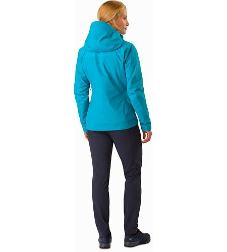 Beta SL Hybrid Jacket Women's Dark Firoza Back View