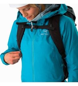 ベータ SL ハイブリッド ジャケット ウィメンズ ダーク フィロザ ハンドポケットパック