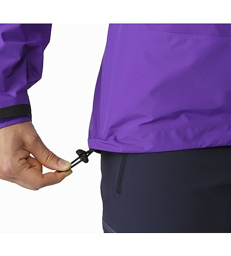 Beta SL Hybrid Jacket Women's Mauveine Hem Adjuster