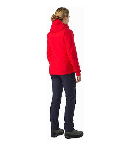Beta SL Hybrid Jacket Women's Rad Back View
