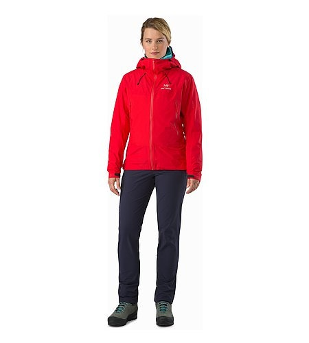 Beta SL Hybrid Jacket Women's Rad Front View