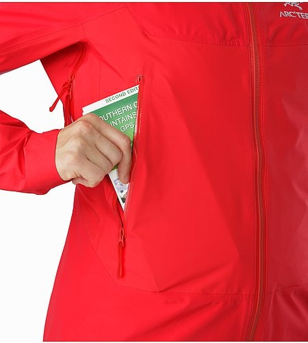 Beta SL Hybrid Jacket Women's Rad Hand Pockets