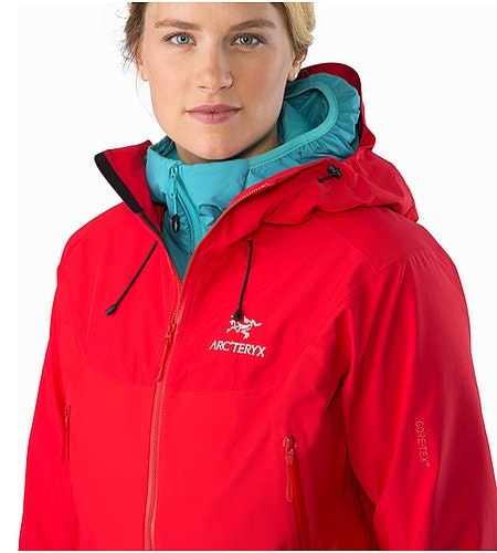 Beta SL Hybrid Jacket Women's Rad Open Collar