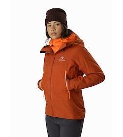 Beta SL Hybrid Jacket Women's Sunhaven Front