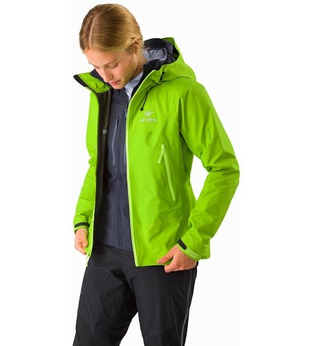 Beta SL Hybrid Jacket Women's Utopia Open View