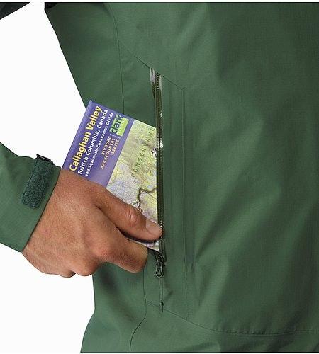 ベータ SL ジャケット サイプレス ハンドポケット