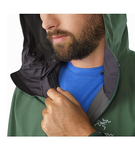 Beta SL Jacket Cypress Hood Adjuster