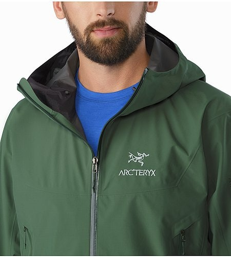 Beta SL Jacket Cypress Open Collar