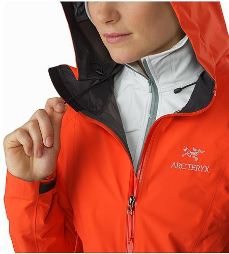Beta SL Jacket Women's Fiesta Hood Adjuster