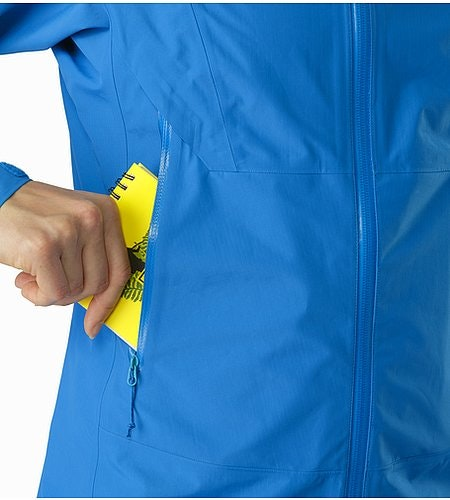 Beta SL Jacket Women's Macaw Hand Pocket