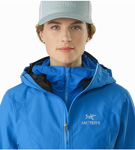 Beta SL Jacket Women's Macaw Open Collar