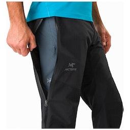 Beta SL Pant Black Side Zipper