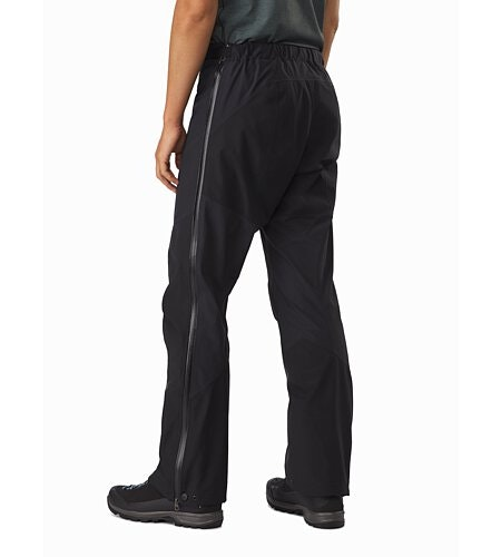 Beta SL Pant Women's Black Back View