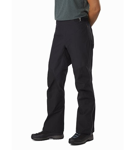 Beta SL Pant Women's Black Front View
