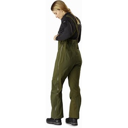 Beta SV Bib Pant Women's Bushwhack Back View