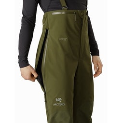Beta SV Bib Pant Women's Bushwhack Side Vent