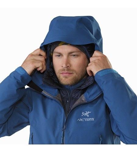 Beta SV Jacket Howe Sound Collar