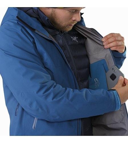 Beta SV Jacket Howe Sound Internal Security Pocket