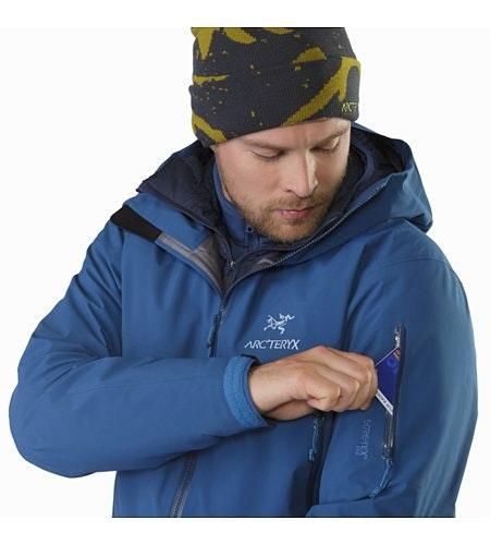 Beta SV Jacket Howe Sound Sleeve Pocket