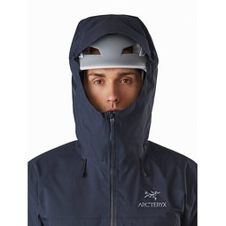 Beta SV Jacket Kingfisher Helmet Compatible Hood