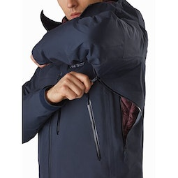 Beta SV Jacket Kingfisher Pit Zip