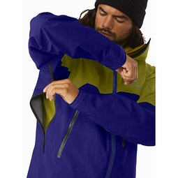 Beta SV Jacket ReBird Soulsonic Elytron Pit Vent