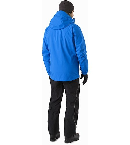 Beta SV Jacket Rigel Back View