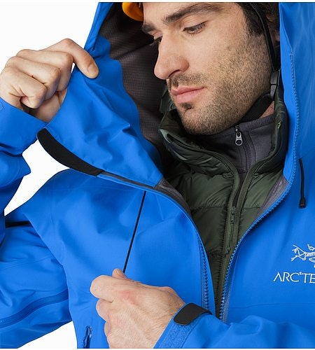 Beta SV Jacket Rigel Hood Adjuster
