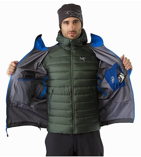 Beta SV Jacket Rigel Internal Pockets