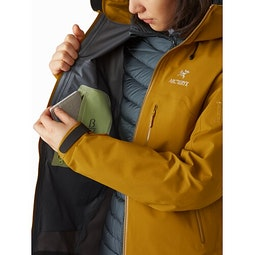Beta SV Jacket Women's Sundance Internal Security Pocket