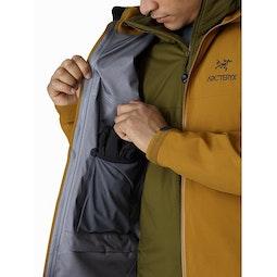 Beta SV Jacket Yukon Internal Dump Pocket