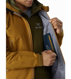 Beta SV Jacket Yukon Internal Security Pocket