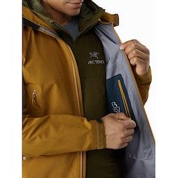 Beta SV Jacket Yukon Internal Security Pocket