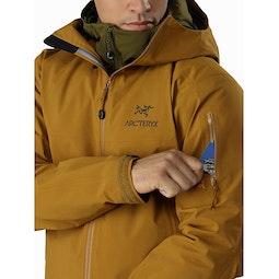 Beta SV Jacket Yukon Sleeve Pocket