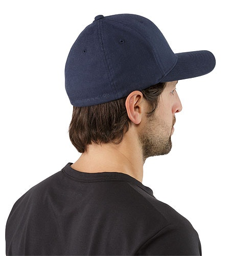Bird Stitch Cap Admiral Back View