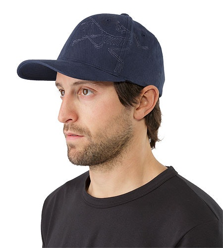 Bird Stitch Cap Admiral Front View