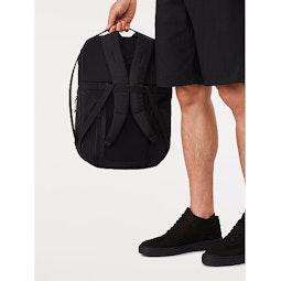 Blade 20 Backpack Black Back Detail