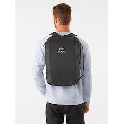 Blade 20 Backpack Black Back View