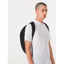 Blade 20 Backpack Black Front View