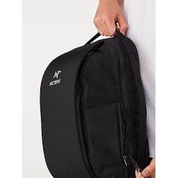 Blade 20 Backpack Black Key Clip